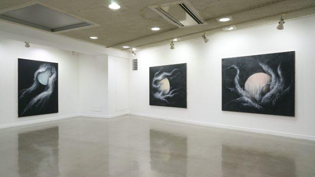2011年 個展風景 1